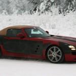 Mercedes-SLS-Spy-photos