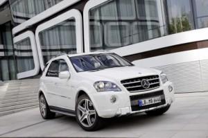 Neue Mercedes-Benz ML 63 AMG 2011